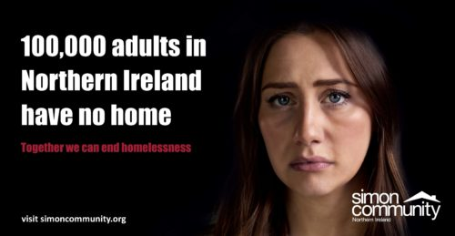 100,000 Adults Have No Home