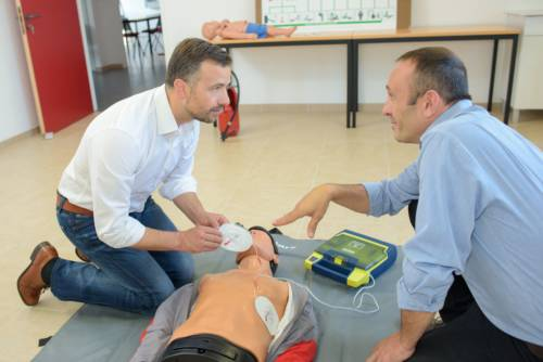 Defibrillator Appeal