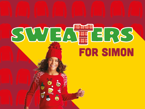 Sweaters for SIMON