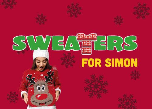 Sweaters 4 SIMON