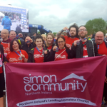Simon Community At Belfast Marathon 2019 1