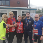 Simon Community At Belfast Marathon 2019 3