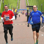 Simon Community At Belfast Marathon 2019 5