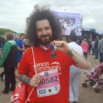 Simon Community At Belfast Marathon 2019 6