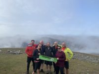 Slieve Donard Team At The Top