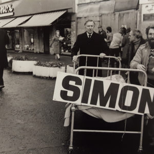Save Simon - 1976