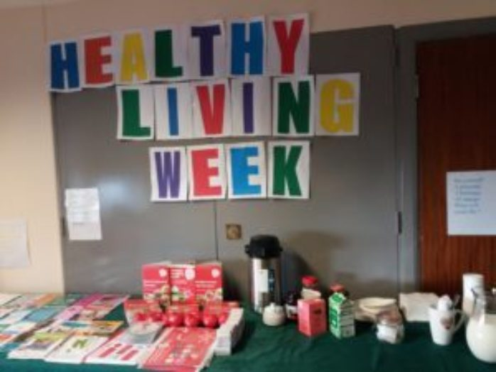 Bangor Healthy Living Week With Poster 300X225