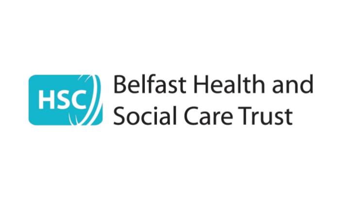 Belfast Health and social care logo