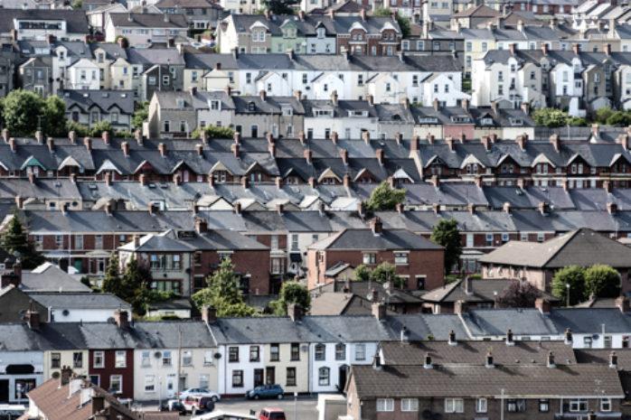 Bogside Derry Lderry