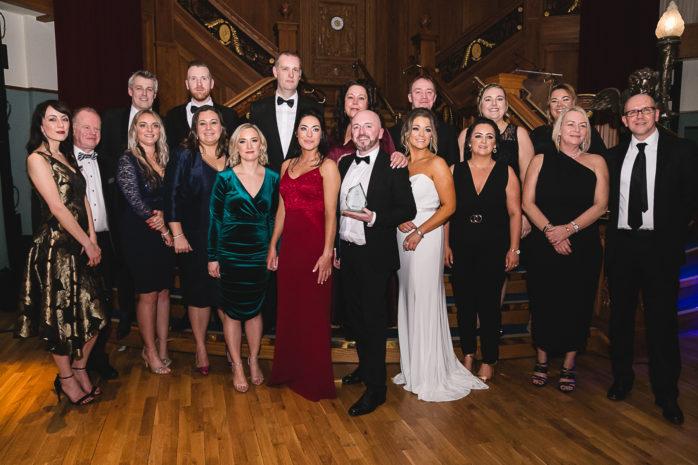 Cih Awards 2020 Simon Community Staff At Titanic 16