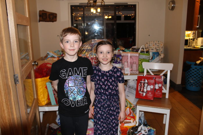 Carryduff Duo Choose Conway As Christmas Charity 2