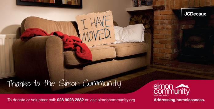 I Have Moved Sofa 1