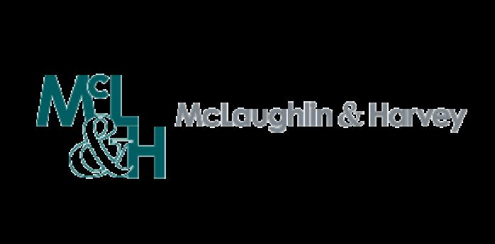 Mc Laughlin Harvey Logo