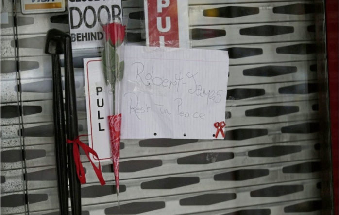 Robert Homeless Death Irish News