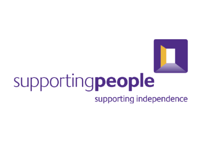 Supporting People Logo