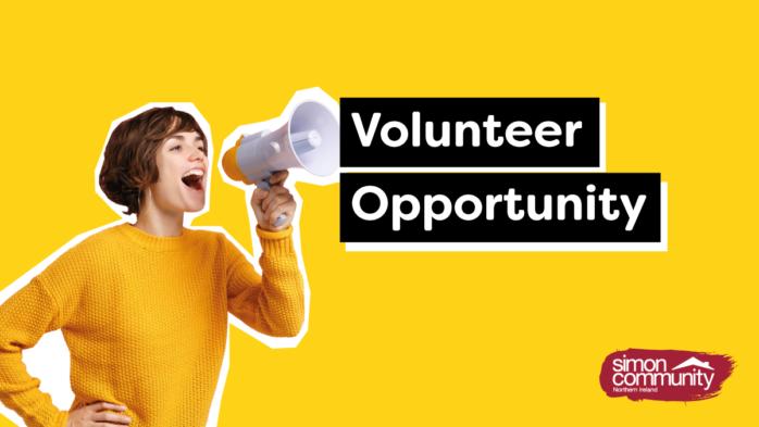 Volunteer Opportunity Twitter Image