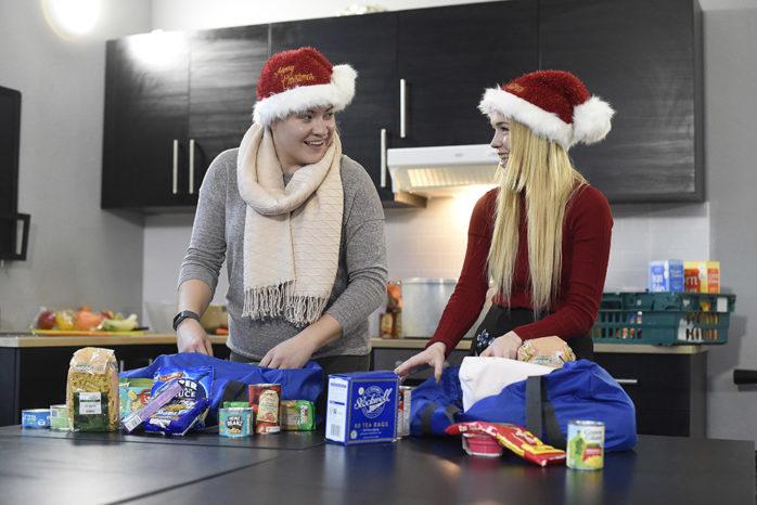 Welcome Packs Christmas