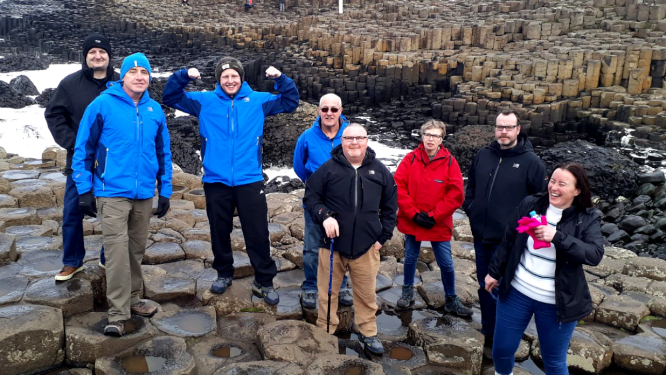 Homelessness Health Issues Tackled By Charity Walk Group Twitter Image