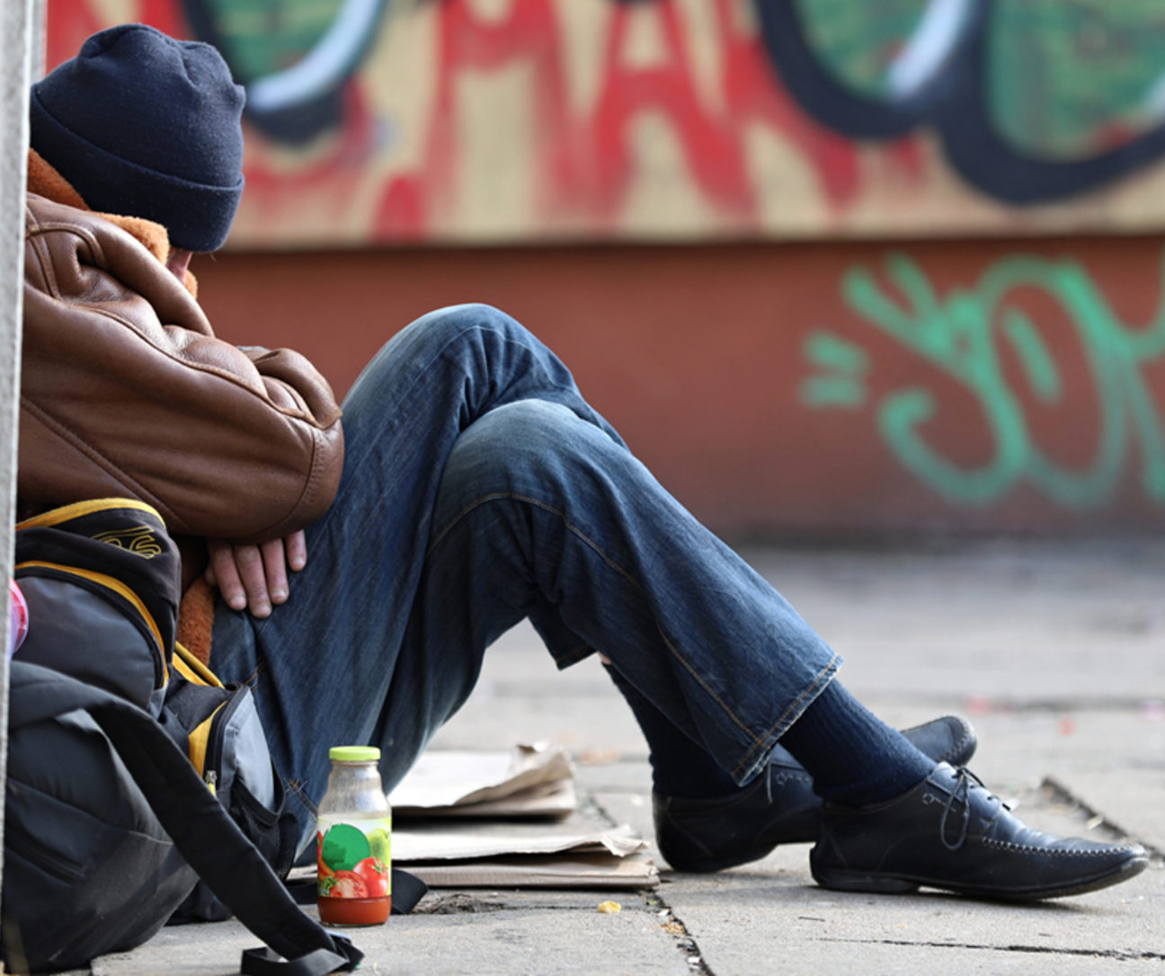Leading Homeless Charities Tell Stormont Facebook Image