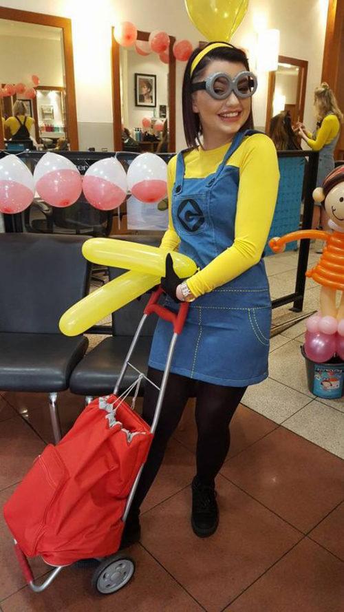 Hannah Ohagan Fundraise At Work Main Image