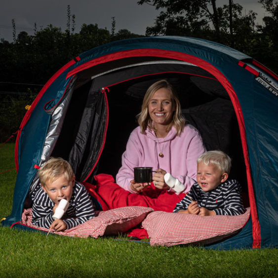 One Big Sleep Out News Image