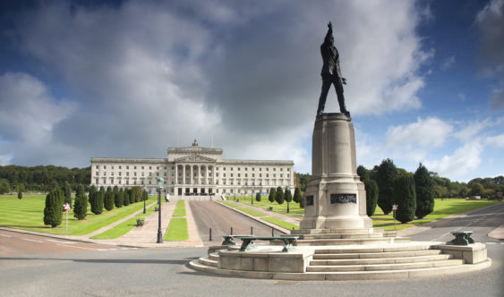 Stormont New Decade New Approach
